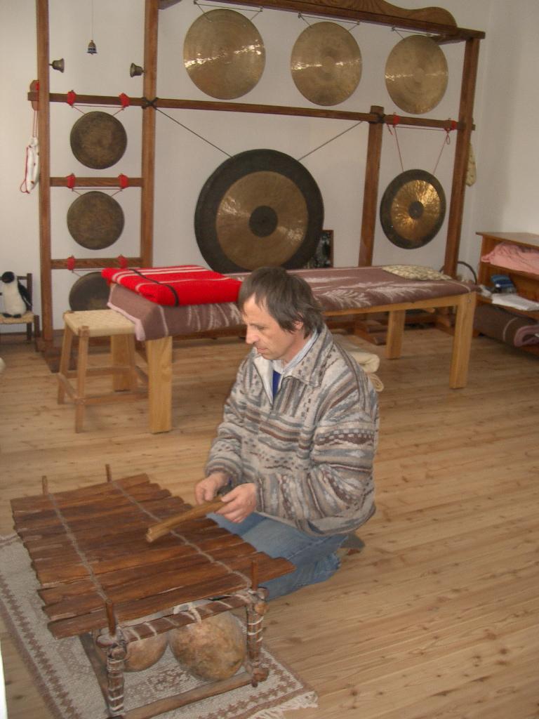Atelier di improvvisazione musicale