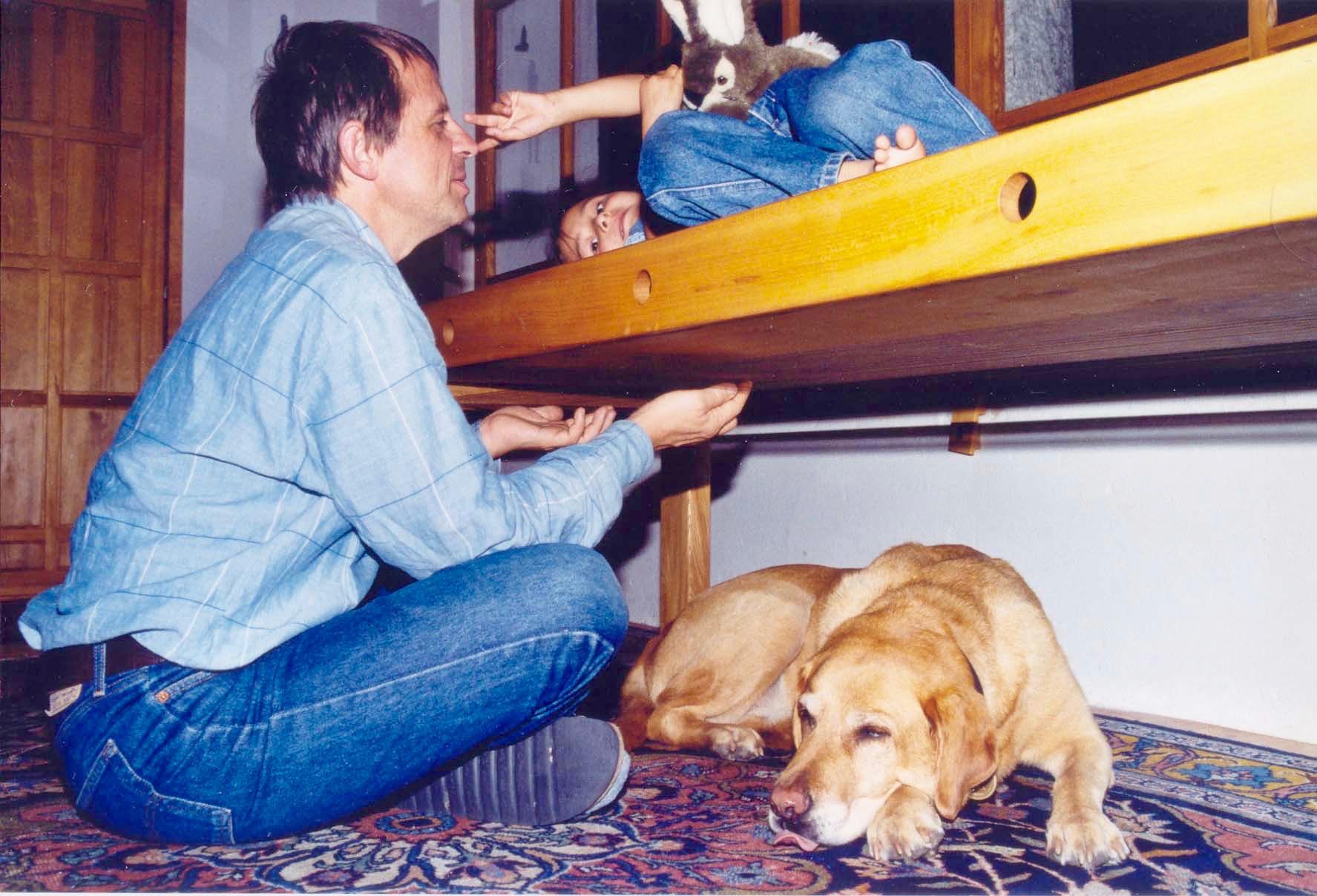 Dusty: il cane-guida